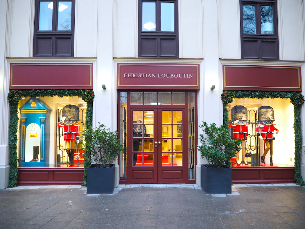 prix compétitif 156f3 6d802 First Christian Louboutin boutique in Germany | Munich - The ...