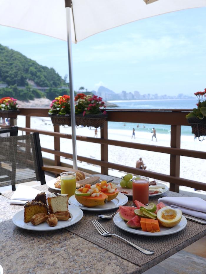 Sheraton Grand Rio Hotel and Resort | Rio de Janeiro sonnenschirm