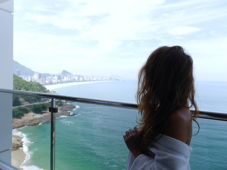 Sheraton Grand Rio Hotel and Resort | Rio de Janeiro aussicht