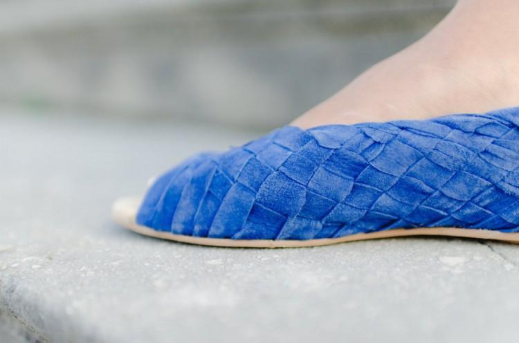 TheClassyClound Schuhe blau