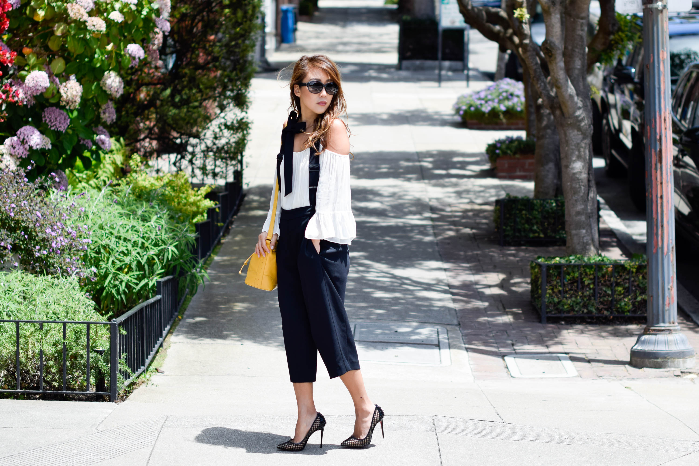 theclassycloud-black-culotte-offshoulder-blouse-san-francisco (3 von 4)