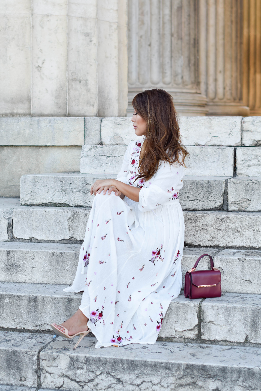 theclassycloud-chicwish-floral-maxi-dress-nude heels (6 von 7)