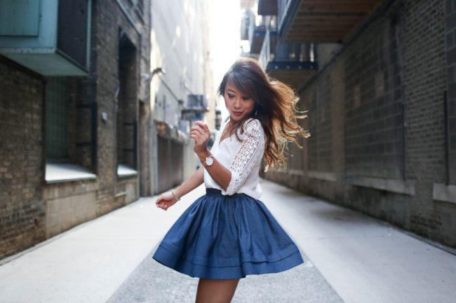 theclassycloud-denim-skirt-gucci-sohobag-chicago-2-von-9