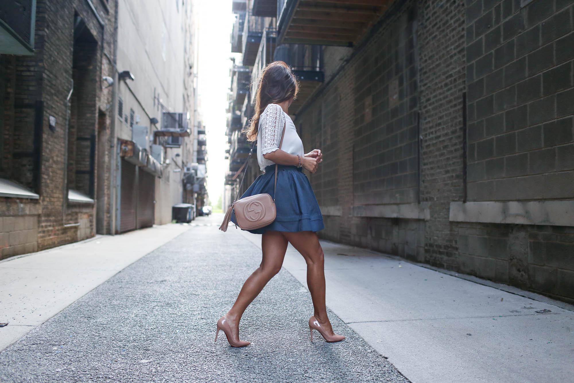 theclassycloud-denim-skirt-gucci-sohobag-chicago-7-von-9