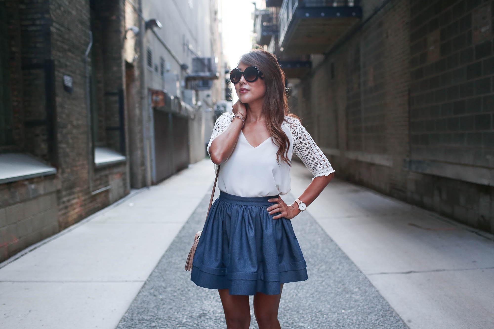 theclassycloud-denim-skirt-gucci-sohobag-chicago-9-von-9