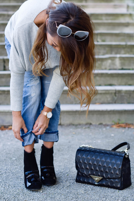 theclassycloud-grey-offshoulder-knit-black-bag-2-von-7