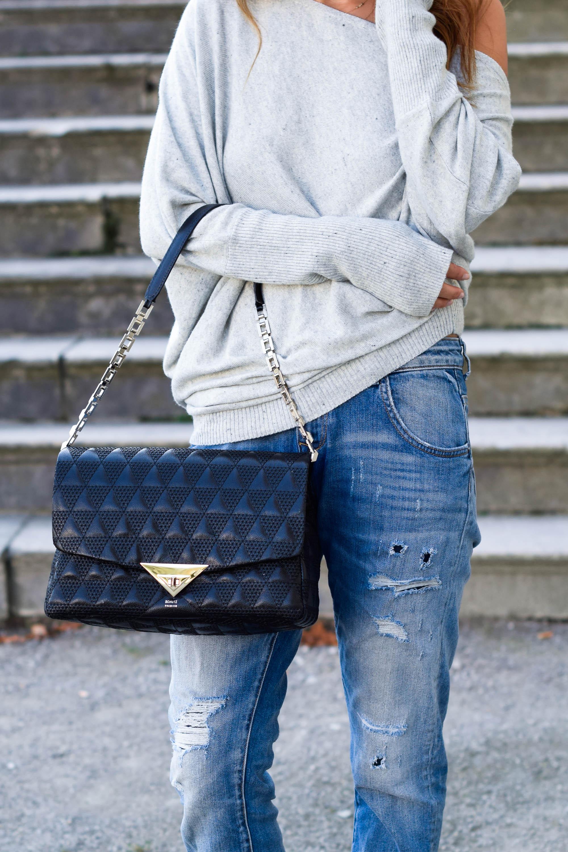 theclassycloud-grey-offshoulder-knit-black-bag-7-von-7