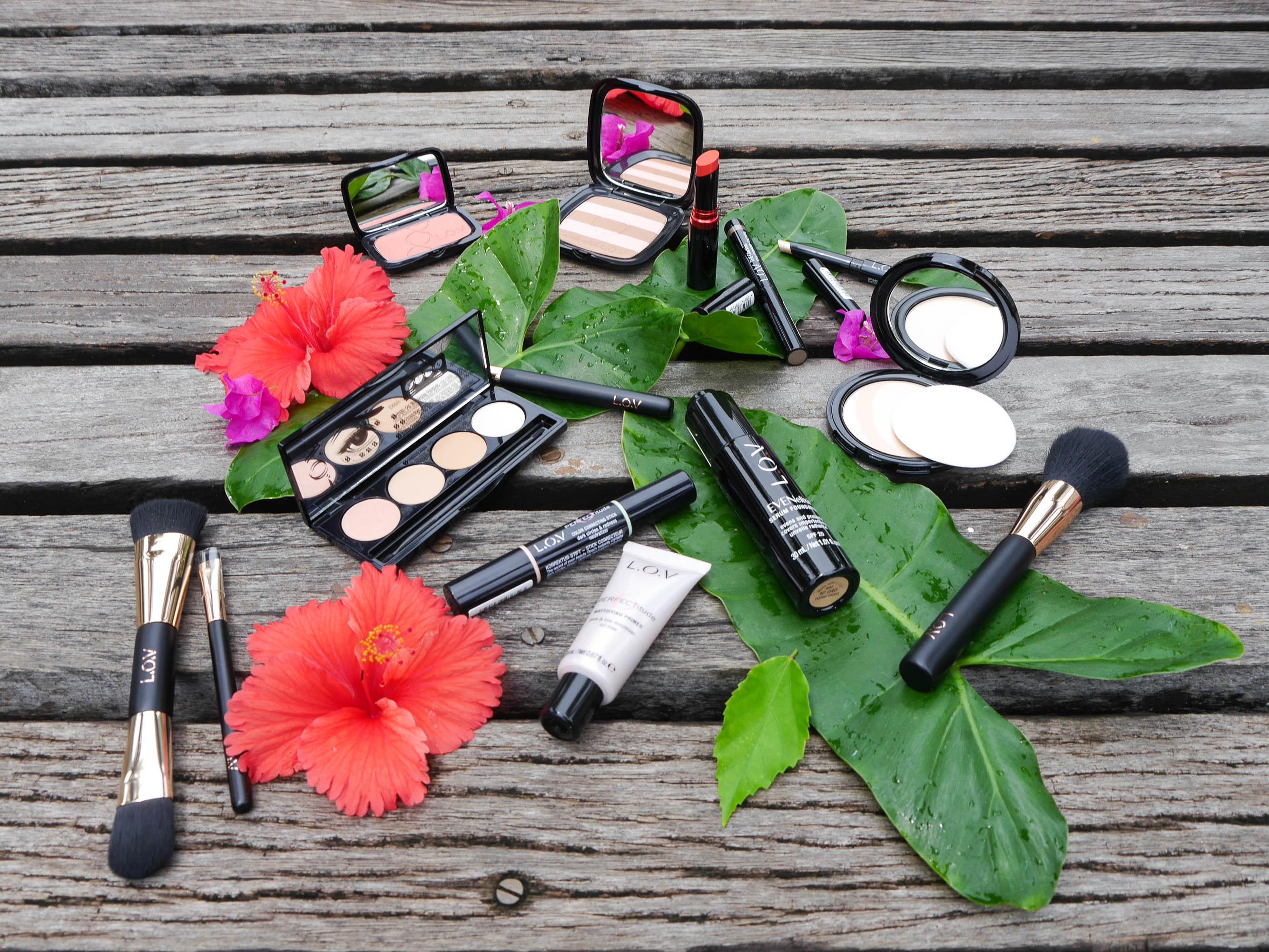 Get The Summer Glow With Lov Cosmetics Sri Lanka The Classy Cloud