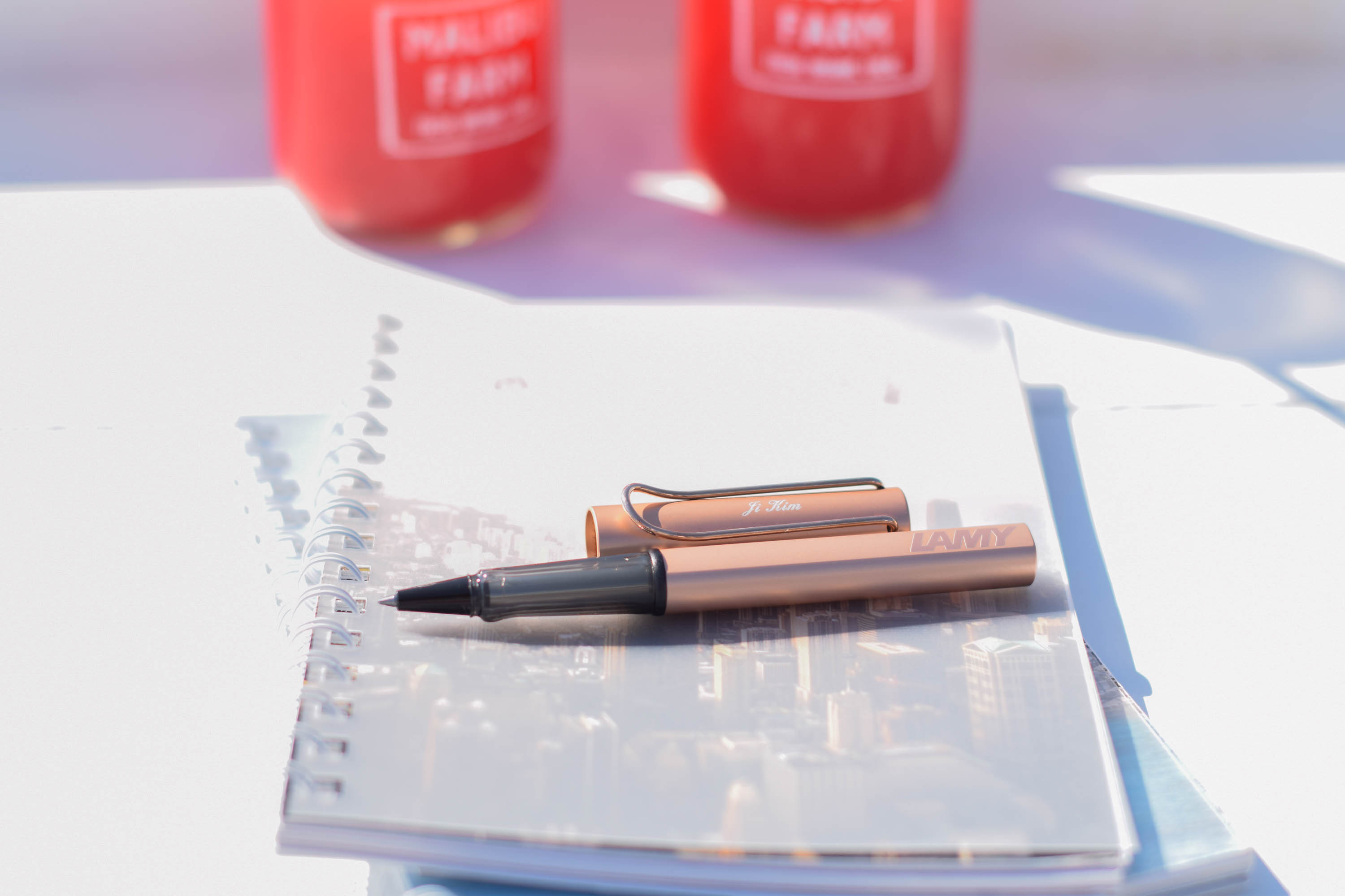 Write In Style With Lamy The Classy Cloud Rollarball Fountain Pen Diagram A I Was Always Person Who Takes Notes By Hand For One Simple Reason If Dont Tend To Forget Things Im Really Attachted My Rosegold Lx